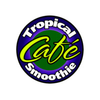 tropical cafe smothie